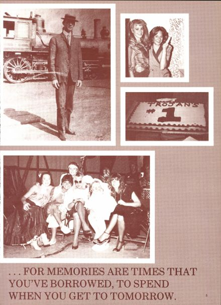1983 Trinity Christian Academy Yearbook Page 9