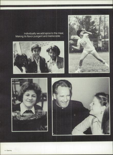 1980 Pensacola Catholic High School Yearbook Page 8