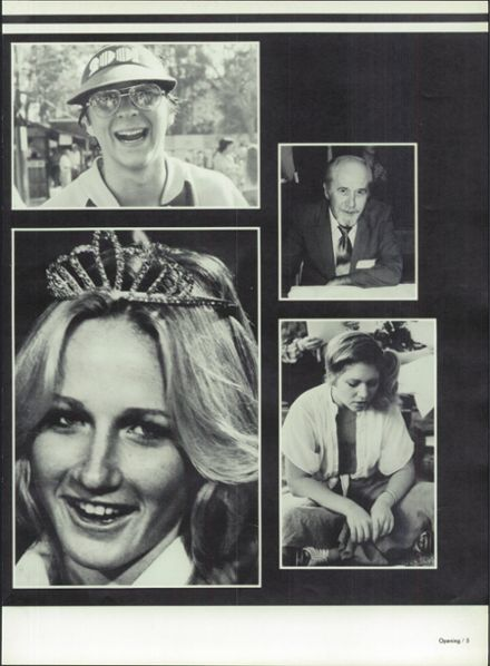1980 Pensacola Catholic High School Yearbook Page 9