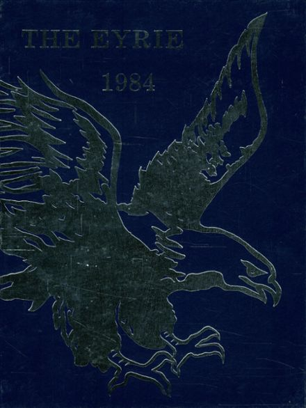 1984 Osbourn High School Yearbook Cover