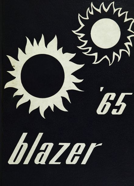 1965 North Babylon High School Yearbook Cover
