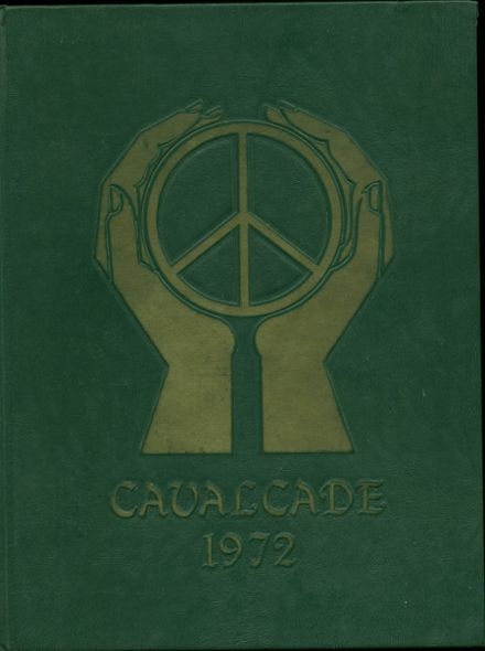 1972 Rock Falls High School Yearbook Cover