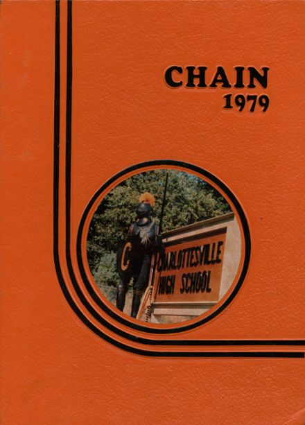 1979 Charlottesville High School Yearbook Cover