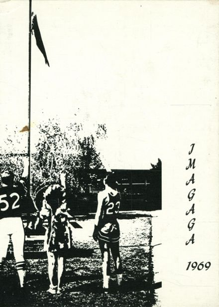 1969 La Puente High School Yearbook Cover