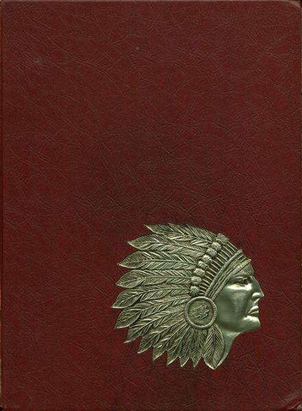 1976 North Haven High School Yearbook Cover