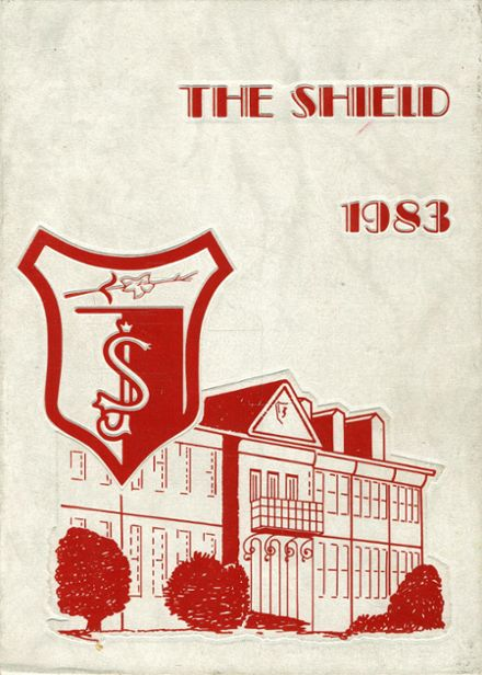 1983 St. Joseph's Academy Yearbook Cover