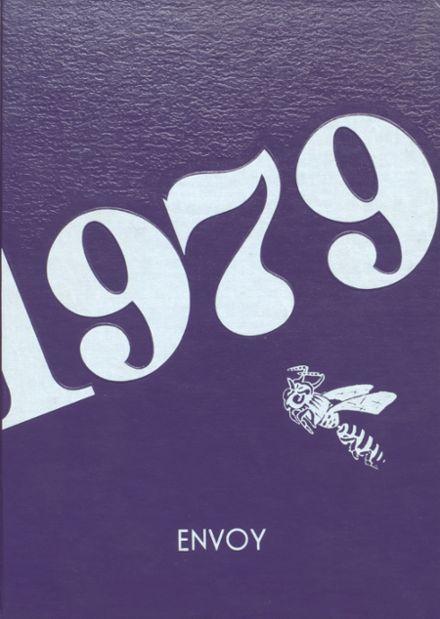 1979 L'Anse High School Yearbook Cover