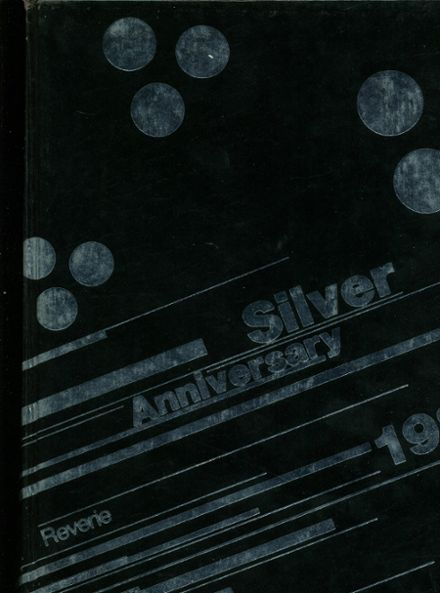 1981 Northwestern Lehigh High School Yearbook Cover