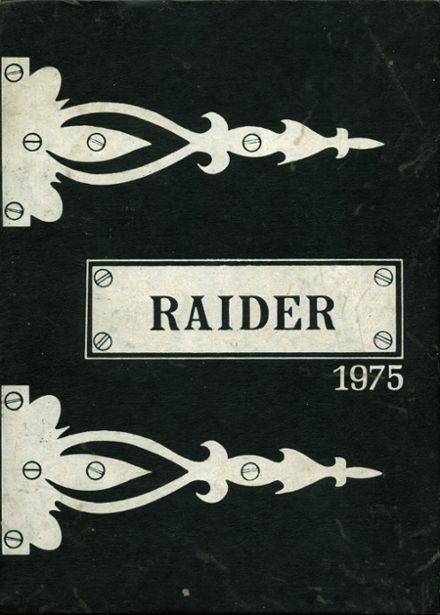 1975 South Sumter High School Yearbook Cover