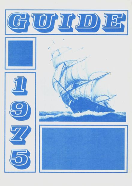 1975 Clearview High School Yearbook Cover