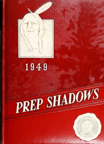 1949 Saint John's Preparatory School Yearbook Cover