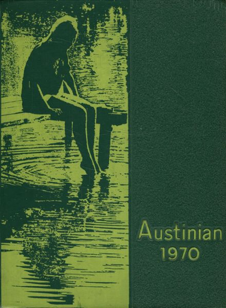 1970 Austin High School Yearbook Cover