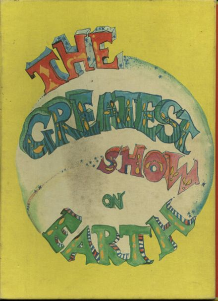 1976 Ottawa Township High School Yearbook Cover