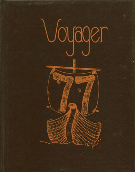 1977 Perkiomen Valley High School Yearbook Cover