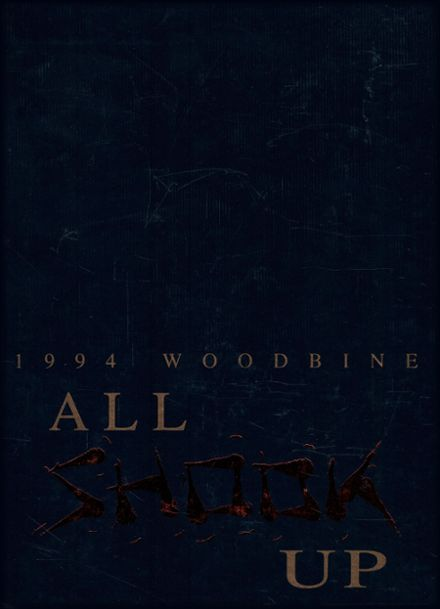 1994 James Wood High School Yearbook Cover
