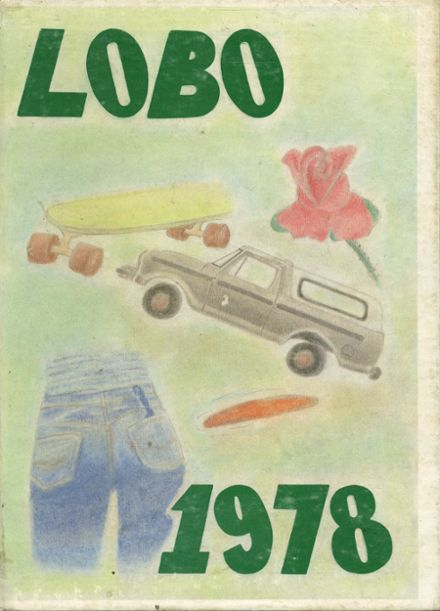 1978 Longview High School Yearbook Cover
