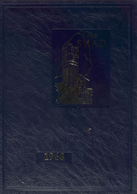 1968 Shattuck - St. Mary's School Yearbook Cover