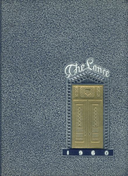 1960 St. Catherine's High School Yearbook Cover