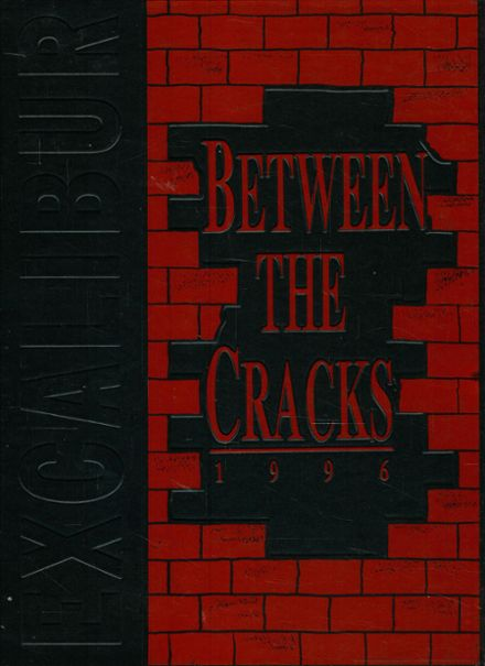 1996 Rangeview High School Yearbook Cover