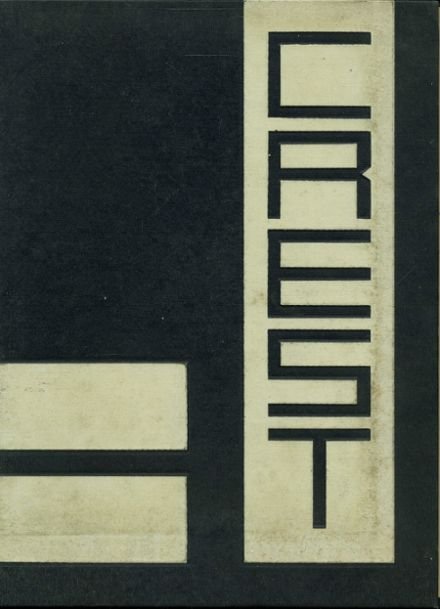 1964 Prospect High School Yearbook Cover