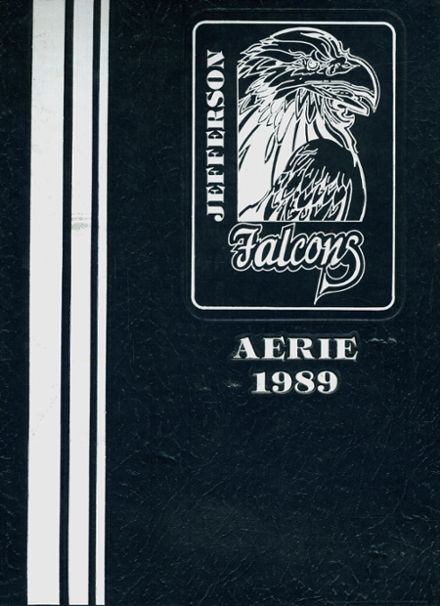 1989 Jefferson Township High School Yearbook Cover