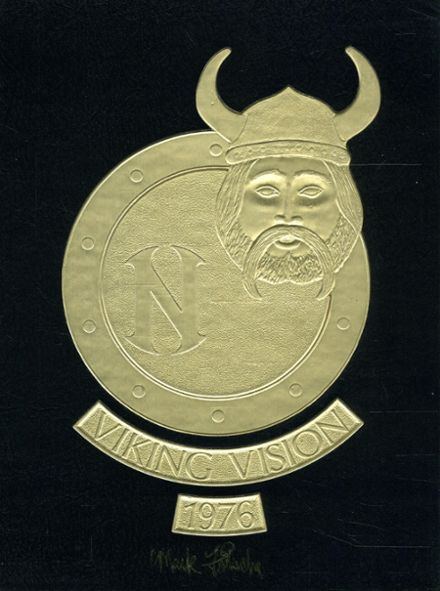 1976 Niles Senior High School Yearbook Cover