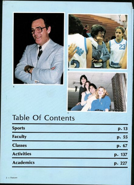 1980 Brazoswood High School Yearbook Page 6