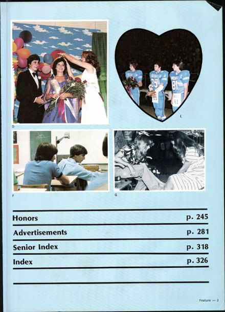 1980 Brazoswood High School Yearbook Page 7