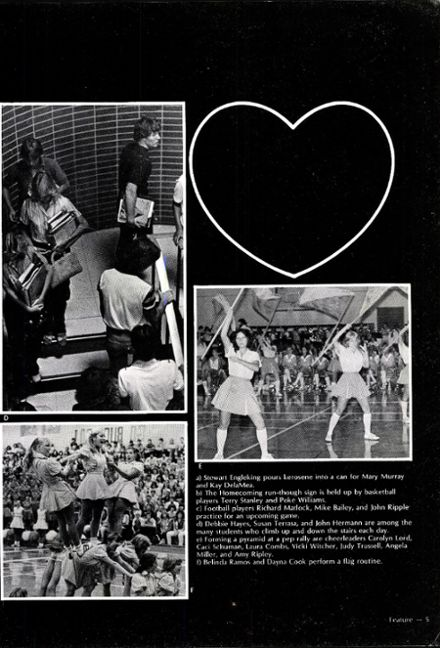1980 Brazoswood High School Yearbook Page 9