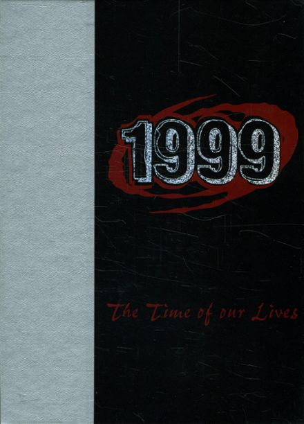1999 Whitehall High School Yearbook Cover