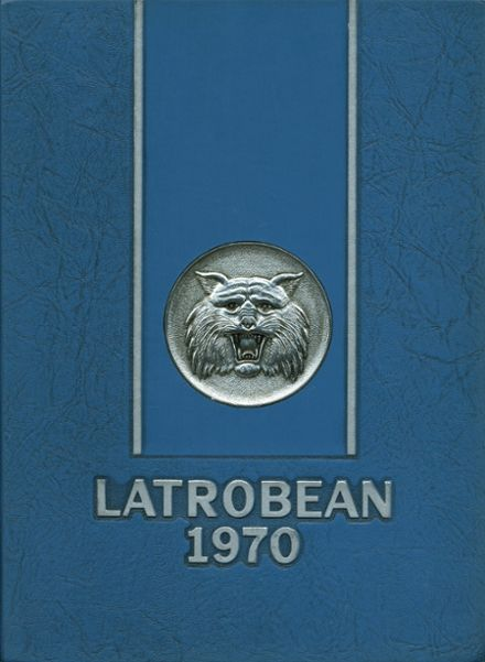 1970 Greater Latrobe High School Yearbook Cover