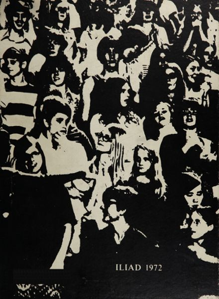 1972 Glen Este High School Yearbook Cover