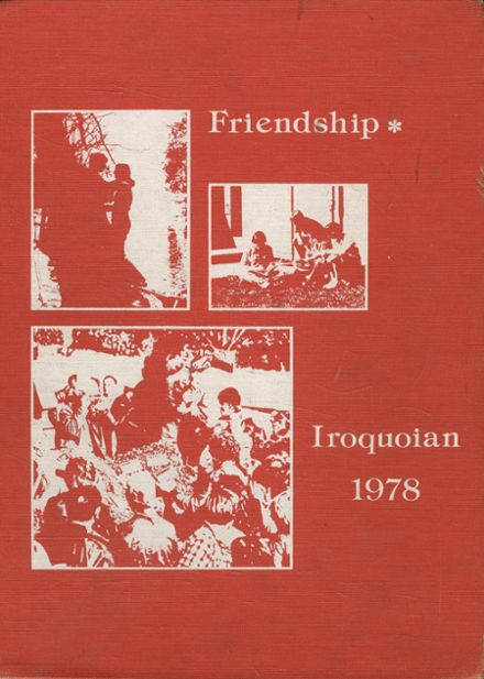 1978 Iroquois High School Yearbook Cover