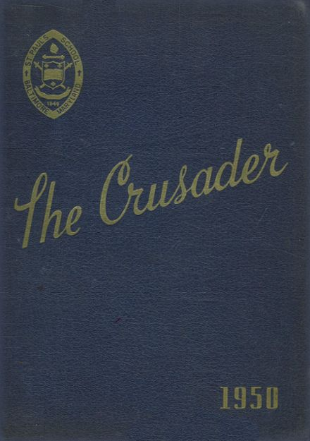1950 St. Paul's Commercial (Closed) Yearbook Cover