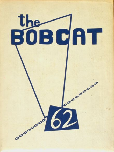 1962 Childress High School Yearbook Cover