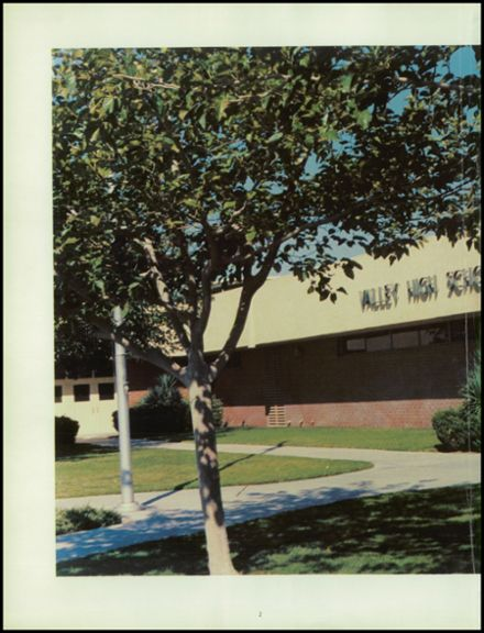 1976 Valley High School Yearbook Page 6