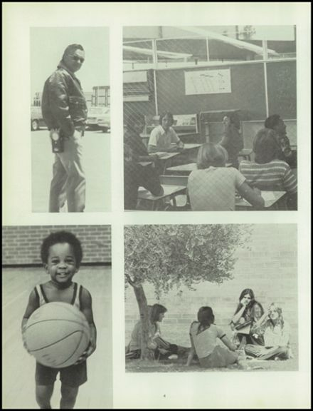 1976 Valley High School Yearbook Page 8