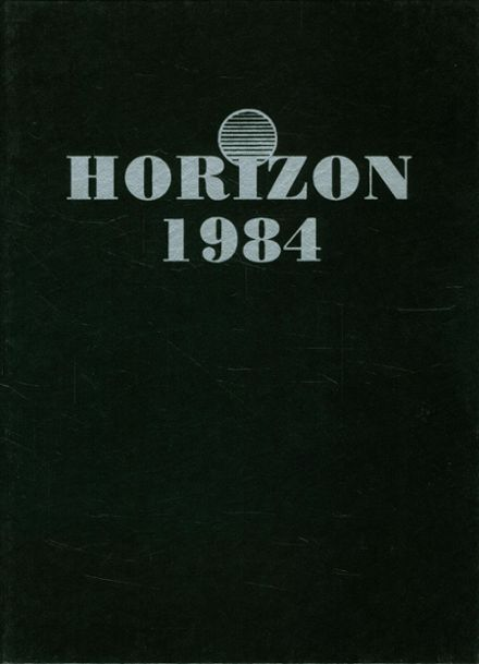 1984 Lake Park High School Yearbook Cover