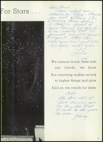 1962 Boulder City High School Yearbook Page 7