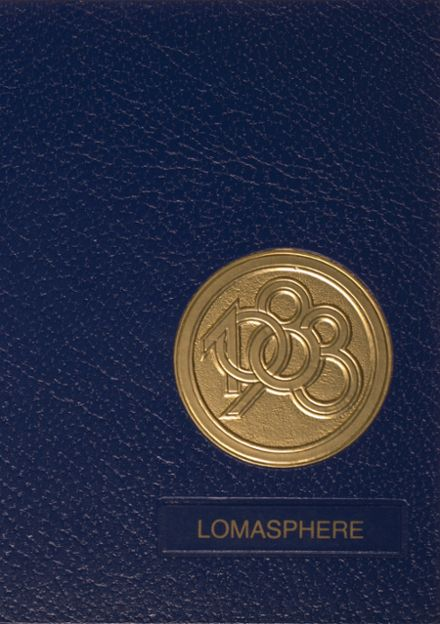 1983 Loma Linda Academy Yearbook Cover