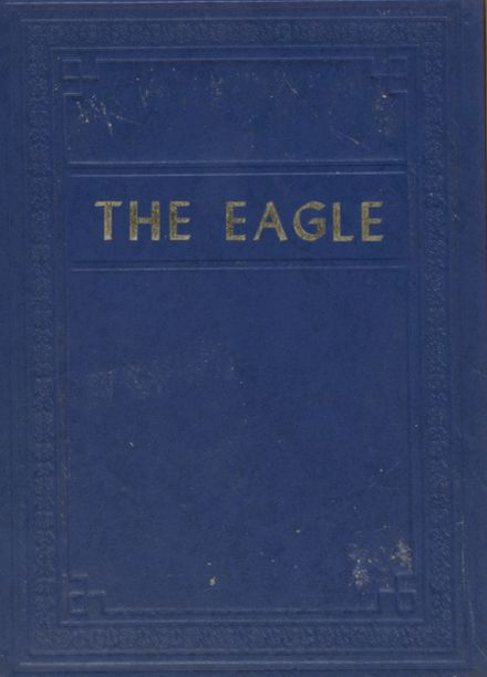 1973 Lubbock Christian High School Yearbook Cover