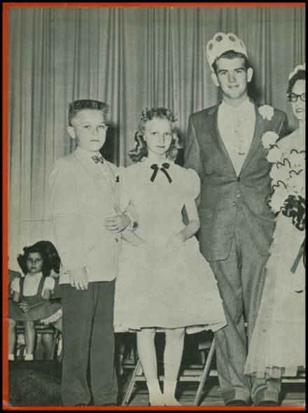 1958 Owasso High School Yearbook Page 2