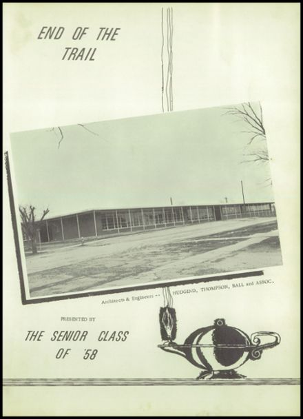 1958 Owasso High School Yearbook Page 7