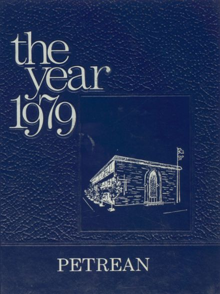 1979 St. Peter's High School Yearbook Cover