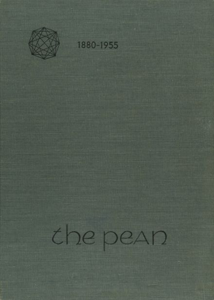 1955 Phillips Exeter Academy Yearbook Cover