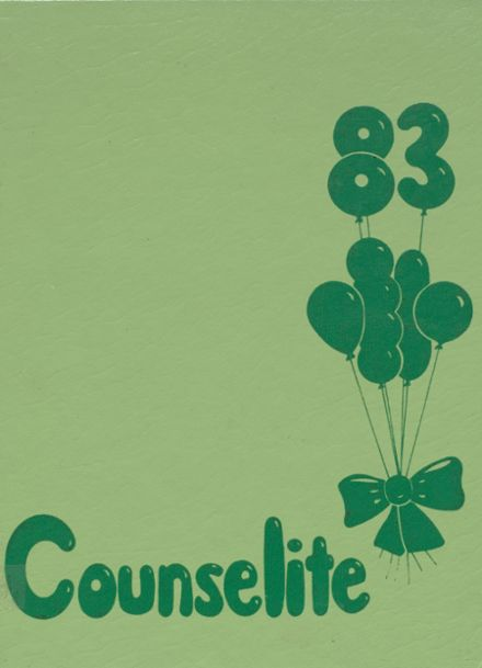 1983 Good Counsel High School Yearbook Cover
