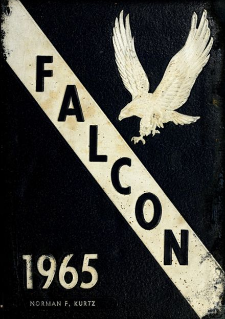 1965 Florida Air Academy Yearbook Cover