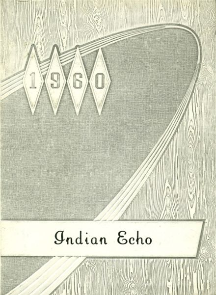 1960 Shelbina High School Yearbook Cover
