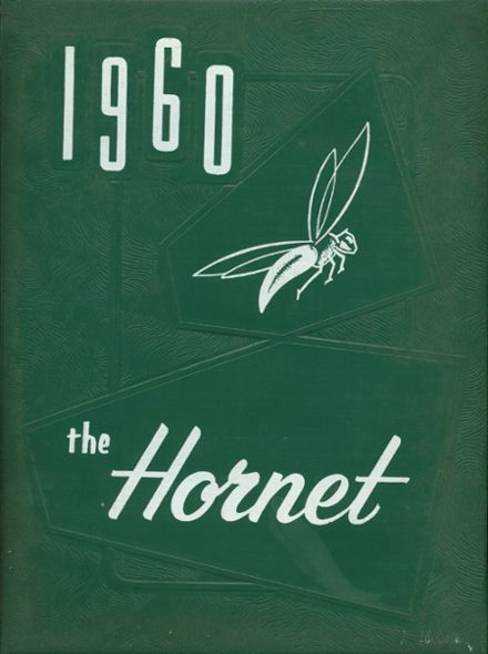 1960 Eureka High School Yearbook Cover