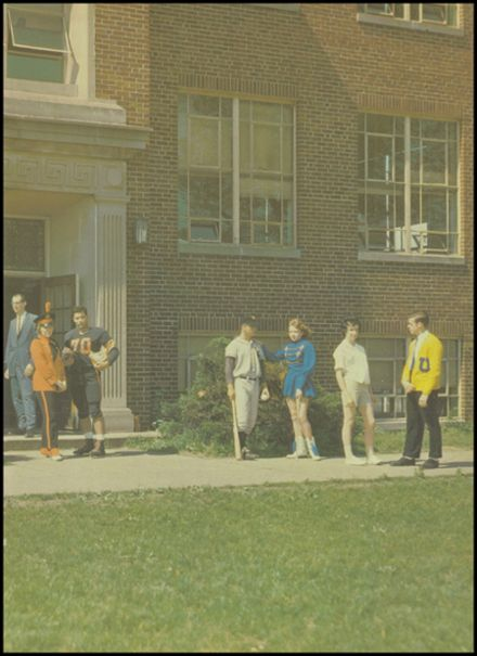1963 West Lafayette High School Yearbook Page 3